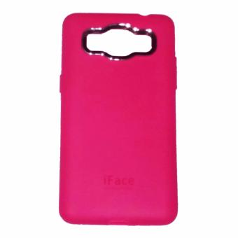 iFace Samsung Galaxy J2 Prime Softshell Soft Back Case Jelly Silicon Case Casing
