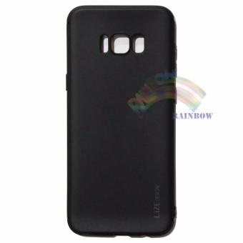 Harga Lize Samsung Galaxy S8 / Samsung S8 Softshell / Soft Case / Jelly Case / Soft Back Case / Silicone / Silicon / Silikon / Case Samsung / Case HP / Casing Handphone Samsung Galaxy S8 - Hitam