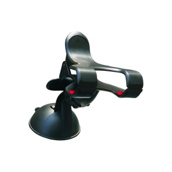 Harga Rajawali Phone Car Holder with Suction-Double Clip- Hitam