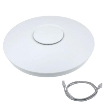 Harga 300Mbps High Power Router Wifi Wireless Wall Mount Ceiling AP Access Point White - intl