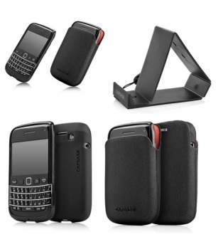 Harga Capdase Blackberry 9790 Bellagio Case Smart Pocket Value Set Xpose Posh - Abu-abu