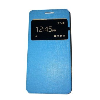 Ume Flip Cover untuk Oppo F1 / Oppo A35 Flip Shell / Leather Case / Sarung