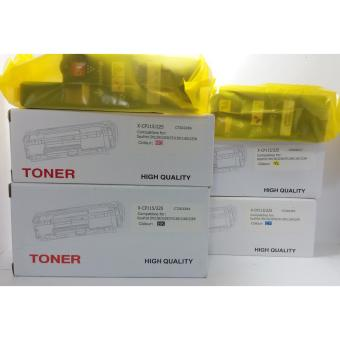 Harga Toner Fuji Xerox CT202264 - CT202267 Compatible 1 Set 4 Warna
