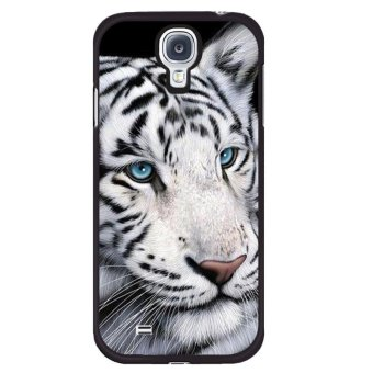 Harga Men's Fashion Design Tiger Carton Phone Case for Samsung Galaxy S4 mini(Multicolor) - intl