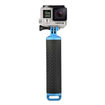 Harga SHOOT Floating Hand Grip Bobber for Xiaomi Yi, GoPro & BRICA B-PRO - Biru