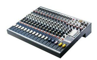 Harga Soundcraft Mixer Exf 12.