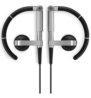 A8 sangkutan telinga hi fi stereo headset dan earphone logam DJ Bass earphone olahraga ecouteur auriculares