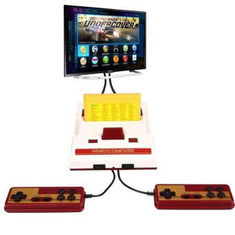 Harga Family Computer FC 30 Aniversario Famicom W/ 100 Games Game Card Gifts - intl