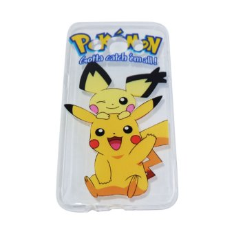 Ultrathin Case Pokemon For Samsung Galaxy J5 2016 J510 UltraFit Air Case / Jelly case /
