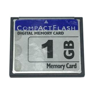 Harga Compact Flash CF Memory Card 1GB - intl