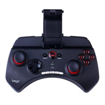 Harga Ipega PG-9025 Mobile Wireless Gaming Controller for Apple and Tablet PC - Hitam