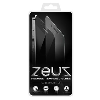 Harga Tempered Glass Zeus for Lenovo A6000 / A6000 Plus - Anti Gores - Clear