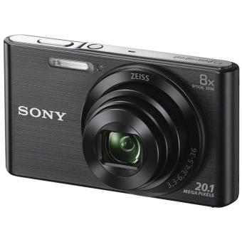 Harga Sony DSC-W830 Digital Camera (Black)
