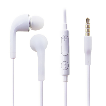 Samsung Handsfree S3/S4 Earphone - Putih