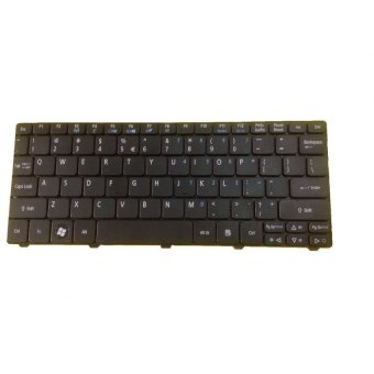 Harga Acer Keyboard Notebook Aspire One D260 - Hitam