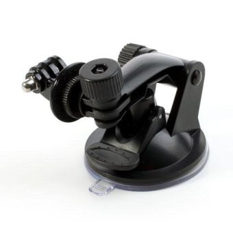 Harga Suction Mount Stand Holder w/ Tripod Mount for GoPro Hero 3 / 2 360 Degree Rotary F05541 - intl