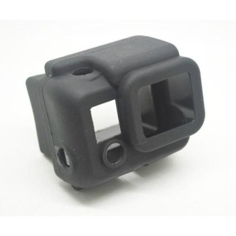 Harga Rajawali Silicone Case for Gopro Hero 3+/4 - Hitam