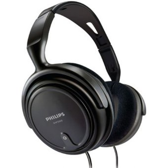 Harga Philips SHP 2000 Headphone – Hitam