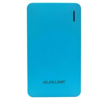 Harga ALFA LINK Store Power bank AP 4000Q Blue
