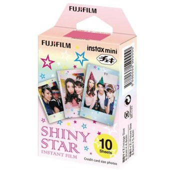 Harga Fuji Instax Mini Film Shiny Star