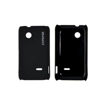 Harga Capdase Case Karapace Jacket Touch Sony Xperia Tipo - Hitam