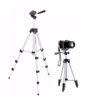 Harga Tripod Kamera Pocket Camera DSLR Action Camera Canon Nikkon Sony Samsung Xiaomi Yi Action