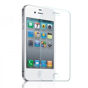 Harga Accessories Hp Tempered Glass for iPhone 4/s