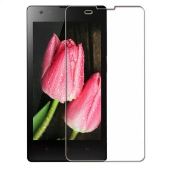 Harga Xiaomi Xiaomi Xiomi Redmi 1 / 1s Tempered Glass Screen Protector 0.32mm - Anti Crash Film - Bening