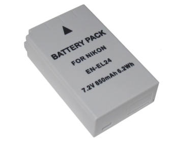 Harga Rajawali Battery for Nikon EN-El24