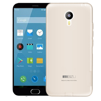 Harga Accessories Hp Ultrathin Aircase for Meizu M2 Note - Clear
