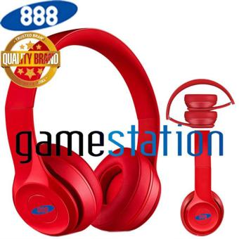 Harga 888 Q8 Heats By Bass Super Bass Wired Headset