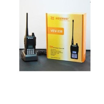 Harga Radio Ht Handy Talky Weirwei 338