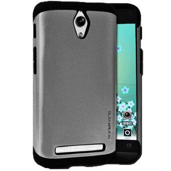 Case Slim Armor Hard Protective For Zenfone C - Hitam