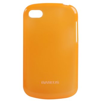 Harga Baseus Colorful TPU Case For BlackBerry Q10 Orange
