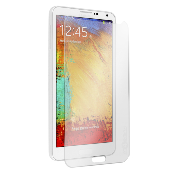Harga Tempered Glass Screen Protector for Samsung Galaxy Note 3 - Clear