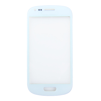 Harga LCD Screen Front Lens Glass Cover for Samsung Galaxy S3 Mini i8190 White