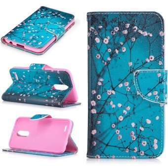 Anggaran Terbaik BYT Flower Debossed Leather Flip. Source · Leather PU Wallet Case Cover for