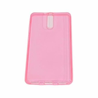 Harga Ultrathin Soft Case For Infinix Hot S X521 UltraFit Air Case / Jelly Case / Soft Case / Soft Back Case- Pink