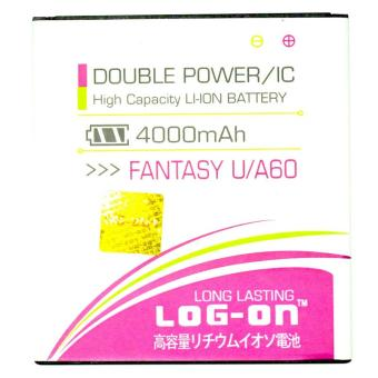 ... Jual DISCON 25 BATTERY MITO A260 LOG ON 3000 mAh Double Power Source Double Power