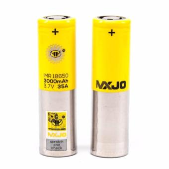 Harga MXJO 18650 Battery Vapor Authentic