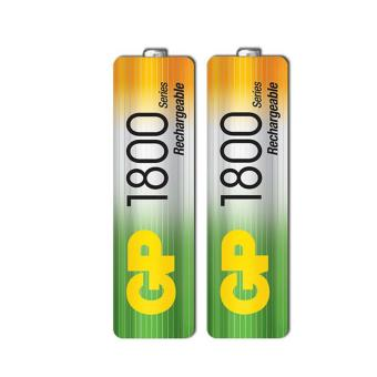 Harga GP Batteries Rechargeable 1800 mAh AA / A2 2PCS