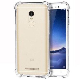 Harga Case AntiCrack / Anti Crack / Shock / Benturan Elegant Softcase for Xiaomi Xioami Xiomi Redmi Note 3 / Pro - Clear