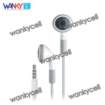 Harga Wanky Handsfree For IPhone 2G / 3G/s 4G/s - Putih
