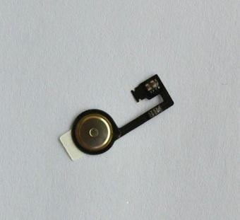 Untuk Apple iPhone 4S kabel fleksibel pengganti tombol Home Ribbon International .
