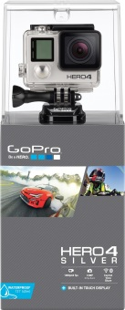 Harga GoPro HERO 4 Silver Edition Camera