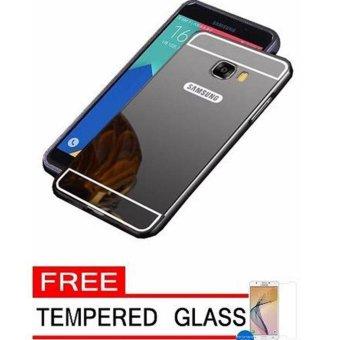 Harga Case Metal for Samsung Galaxy J2 Prime Aluminium Bumper With Mirror Backdoor .