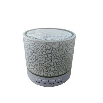 Harga Sky Bluetooth Speaker with MP3 Player - Putih