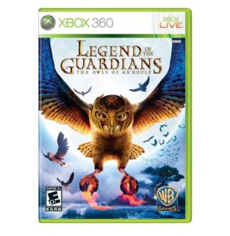 Legend of the Guardians: The Owls of Ga'Hoole - Xbox 360 - intl