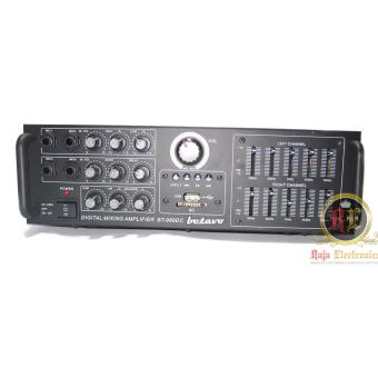 Harga Mixer Amplifier BT-988DC USB/SD Card