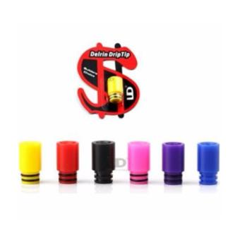 Harga UD DELRIN Huracan Spiral Driptip / Drip Tip by Youde Authentic 510 VAPE VAPOR